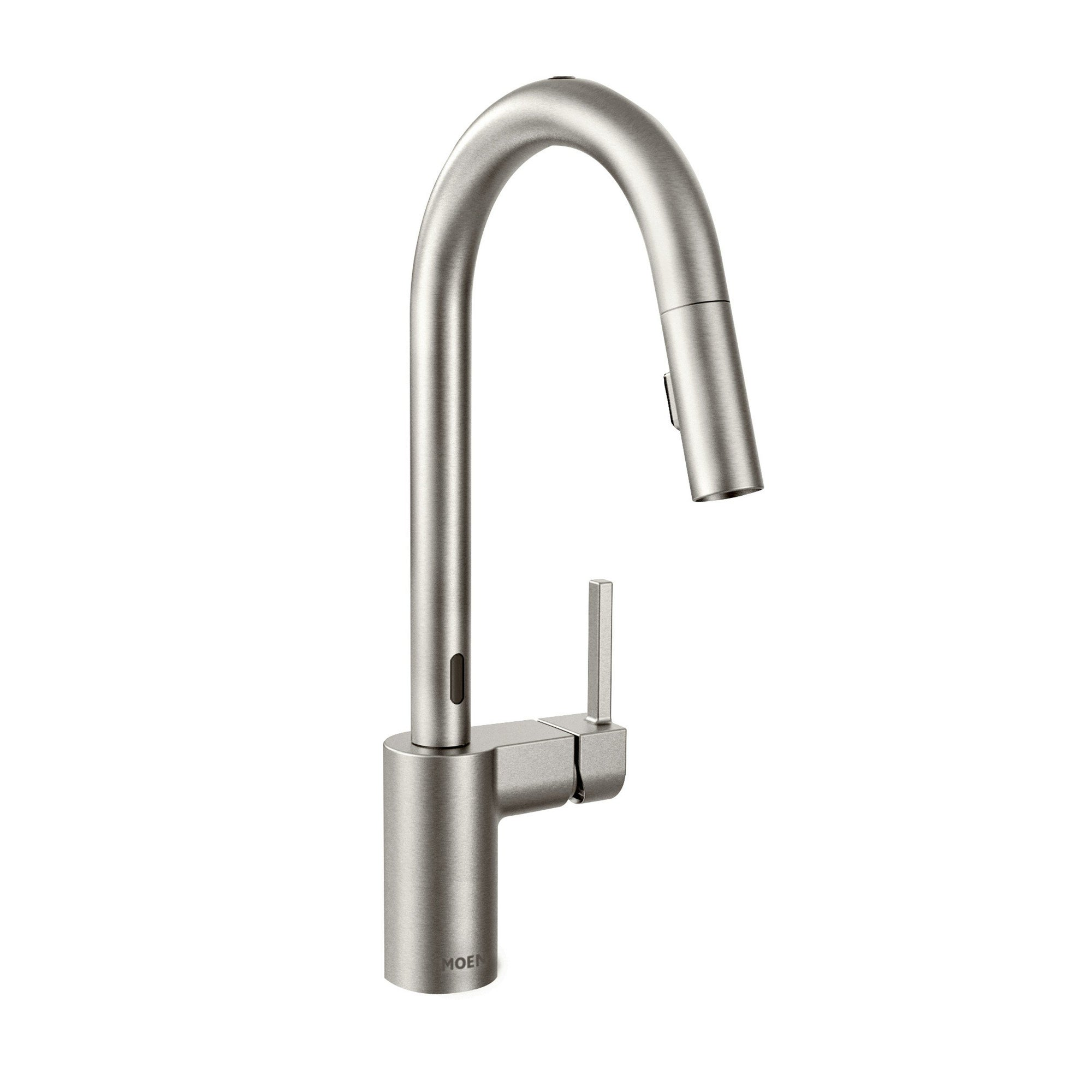 Align One-Handle High Arc Motionsense Pulldown Kitchen Faucet