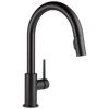 Single Handle Pull-Down Kitchen Faucet