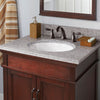 "25"" x 22"" Napoli Granite Vanity Top & 8"" Spread"