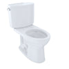 Drake II Two-Piece Elongated 1.28 GPF Universal Height Toilet with CEFIONTECT