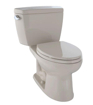 Drake® 1.6 GPF Two-Piece Elongated Toilet