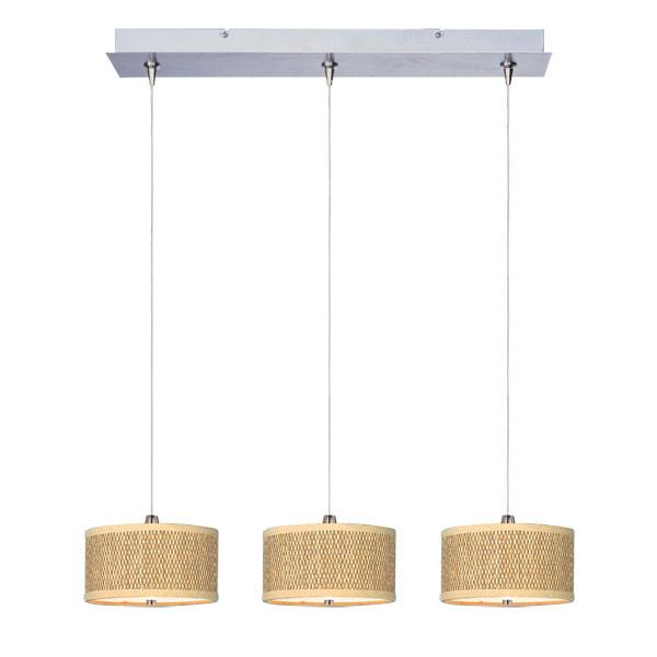 Elements 3-Light RapidJack Pendant and Canopy