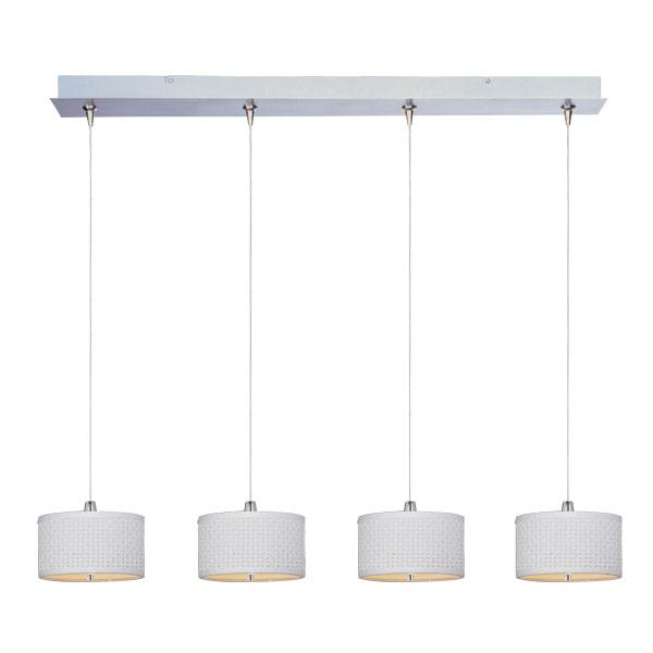 Elements 4-Light RapidJack Pendant and Canopy