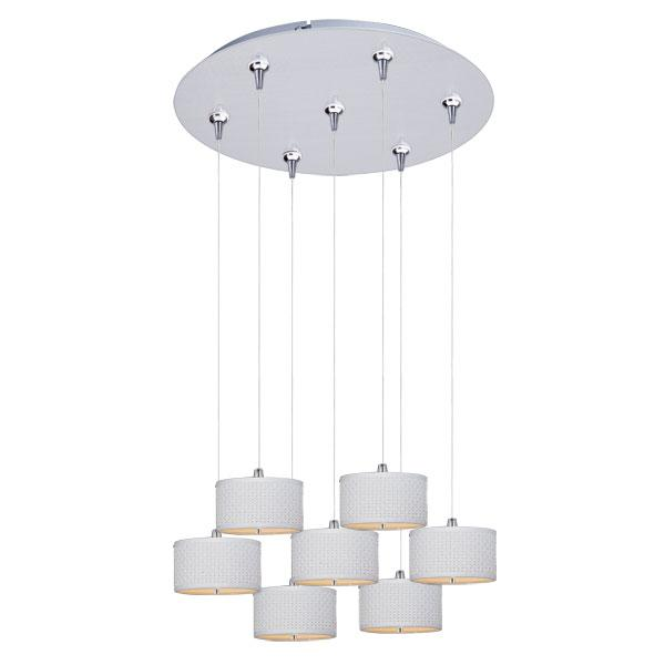 Elements 7-Light RapidJack Pendant and Canopy
