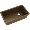 Quartz Classic Single Bowl Undermount Sink