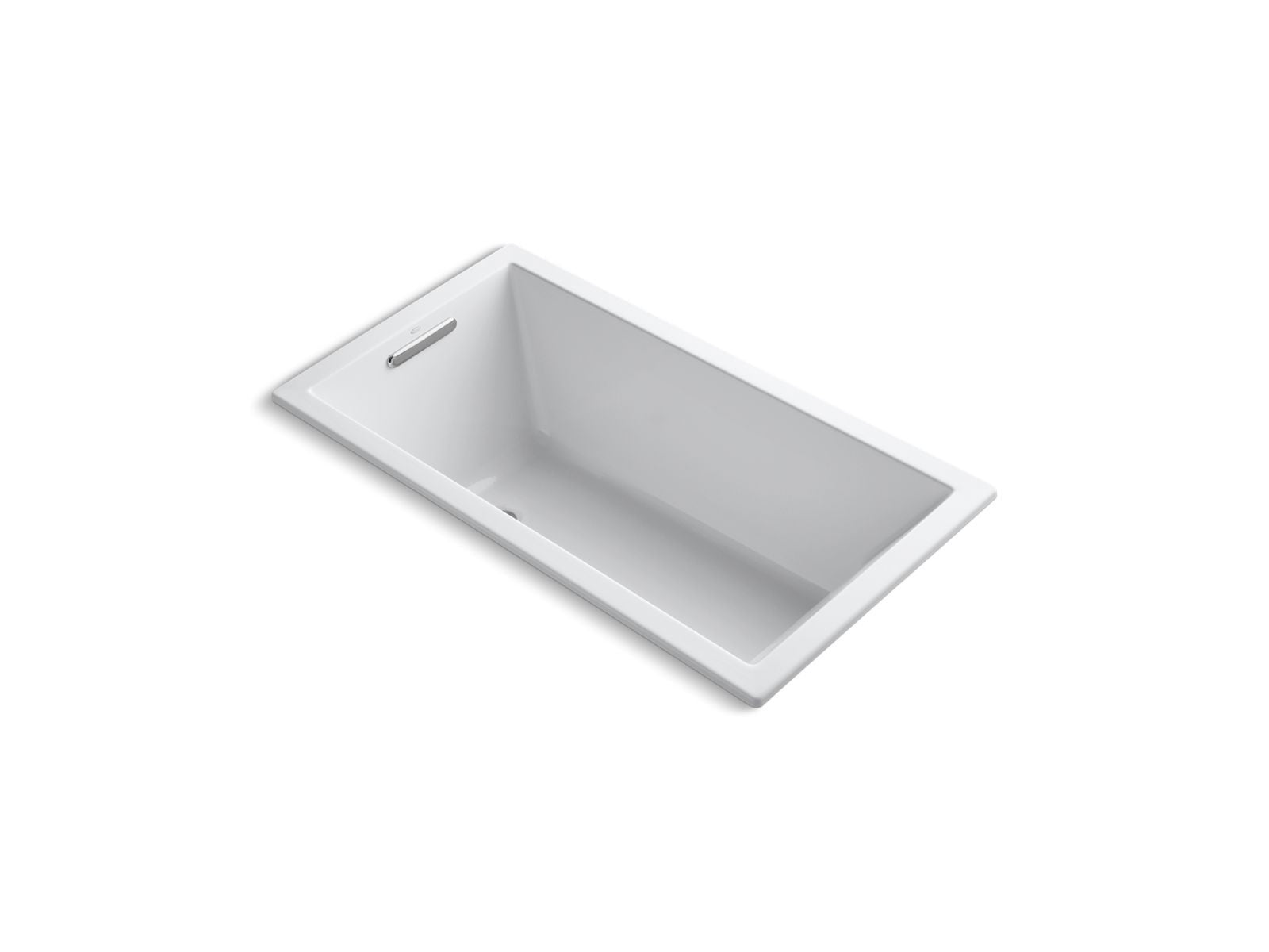 "Underscore Rectangle 60"" x 32"" Drop-In Bath"