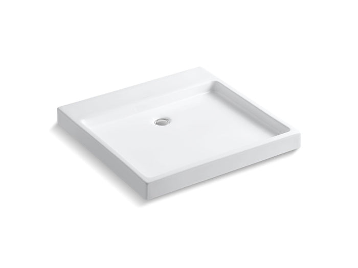 Purist Wading Pool Above-Counter/Wall-Mount Bathroom Sink