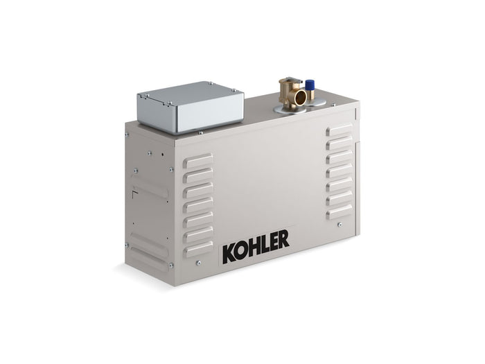 KOHLER K-5531-NA Invigoration Series Steam Generator, 11 kW