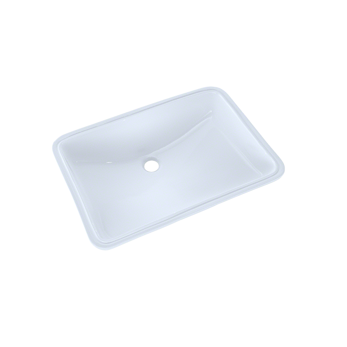 "21-1/4"" x 14-3/8"" Large Rectangular Undermount Bathroom Sink with CeFiONtect™"