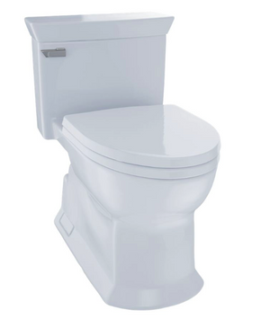 Eco Soirée® 1.28 GPF One-Piece Elongated Toilet