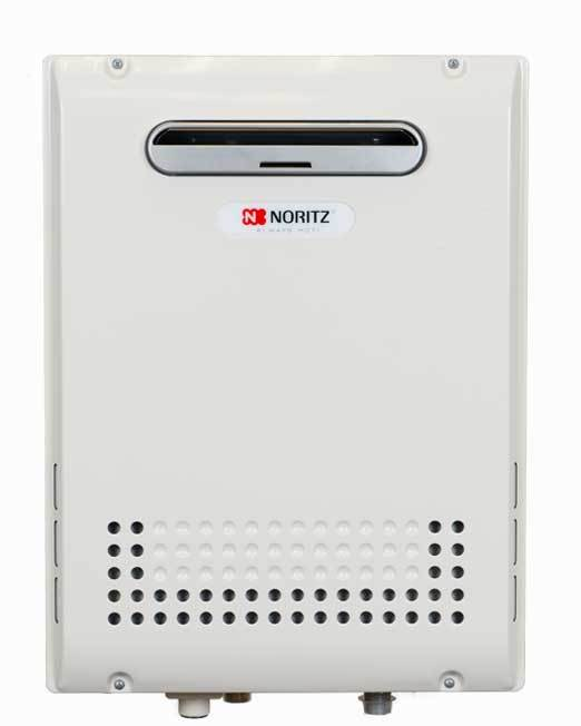 Outdoor Condensing Tankless Water Heater, max. 180,000 Btuh, 9.8 Gpm