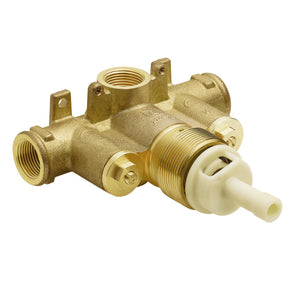 Moen S3371 ExactTemp Rough-In Shower Valve, 3/4-Inch IPS