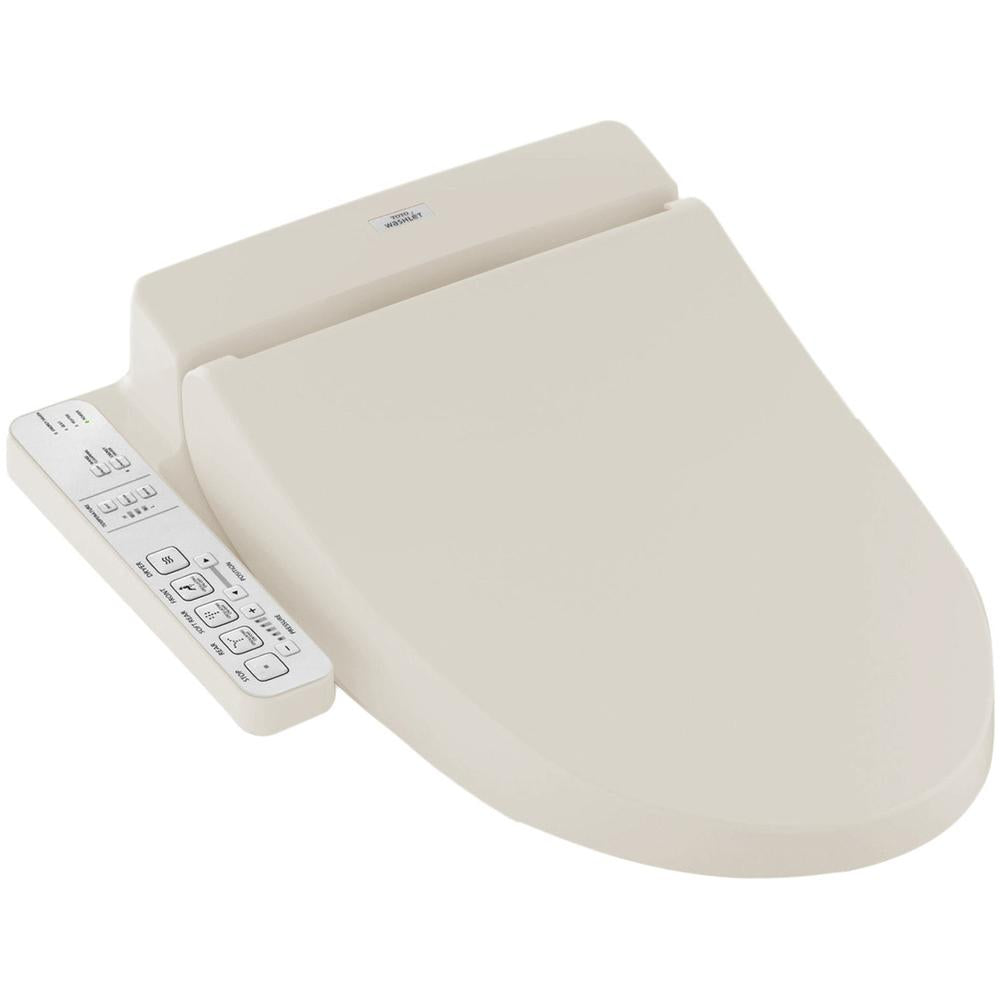 C100 Elongated Bidet Toilet Seat With Seat Mounted Remote Classic Li Need Direct