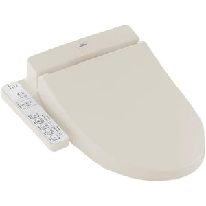 C100 Elongated Bidet Toilet Seat With Seat Mounted Remote & Classic Lid
