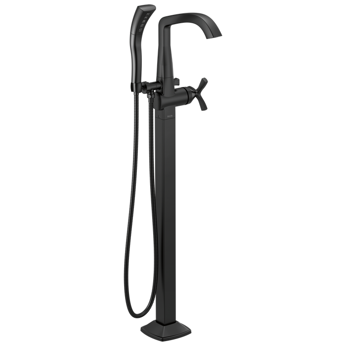 Stryke Freestanding Tub Filler Trim