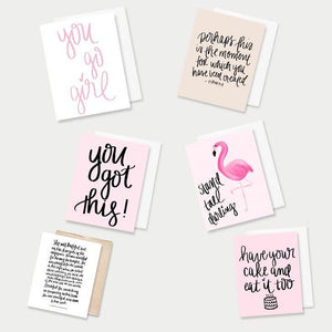 Greeting Card - Misc
