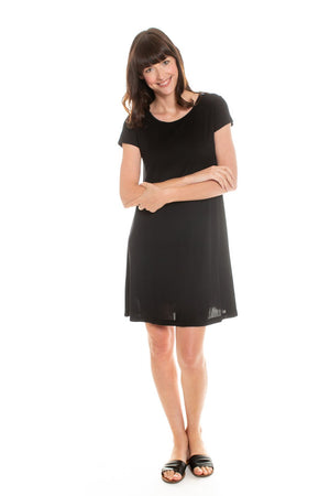 Jules - Lined T-Shirt Dress