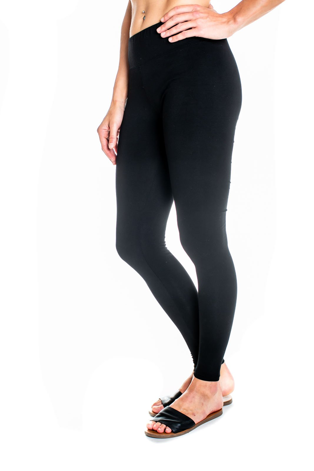 Essential Legging Black