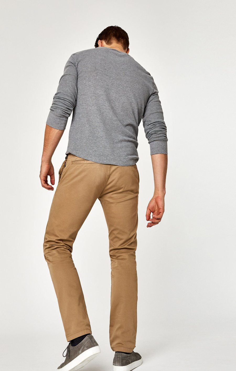 Mavi Johnny Slim Leg Chino