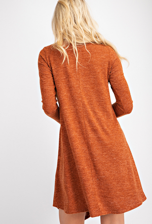 Swing Tunic Dress