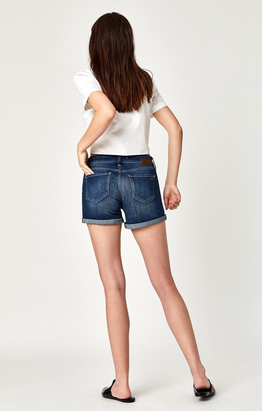 Vanna Denim Short