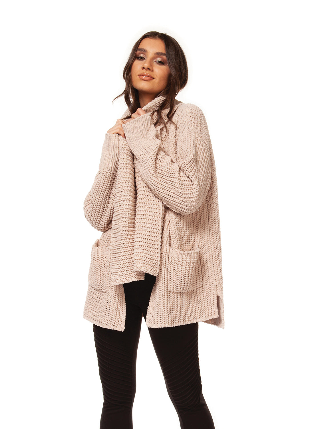 Fly Away Sweater Cardigan