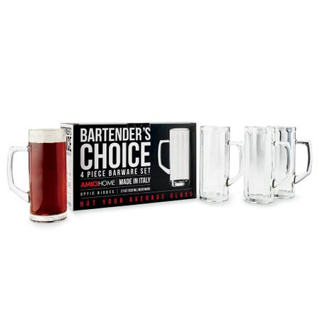 Bartender's Choice Beer Mug