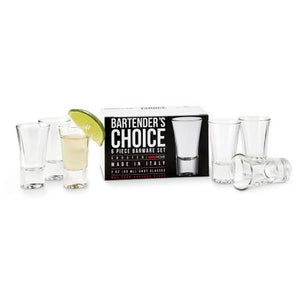 Bartender's Choice Jigger Shot Glass
