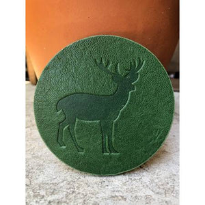 Assorted Leather Coaster