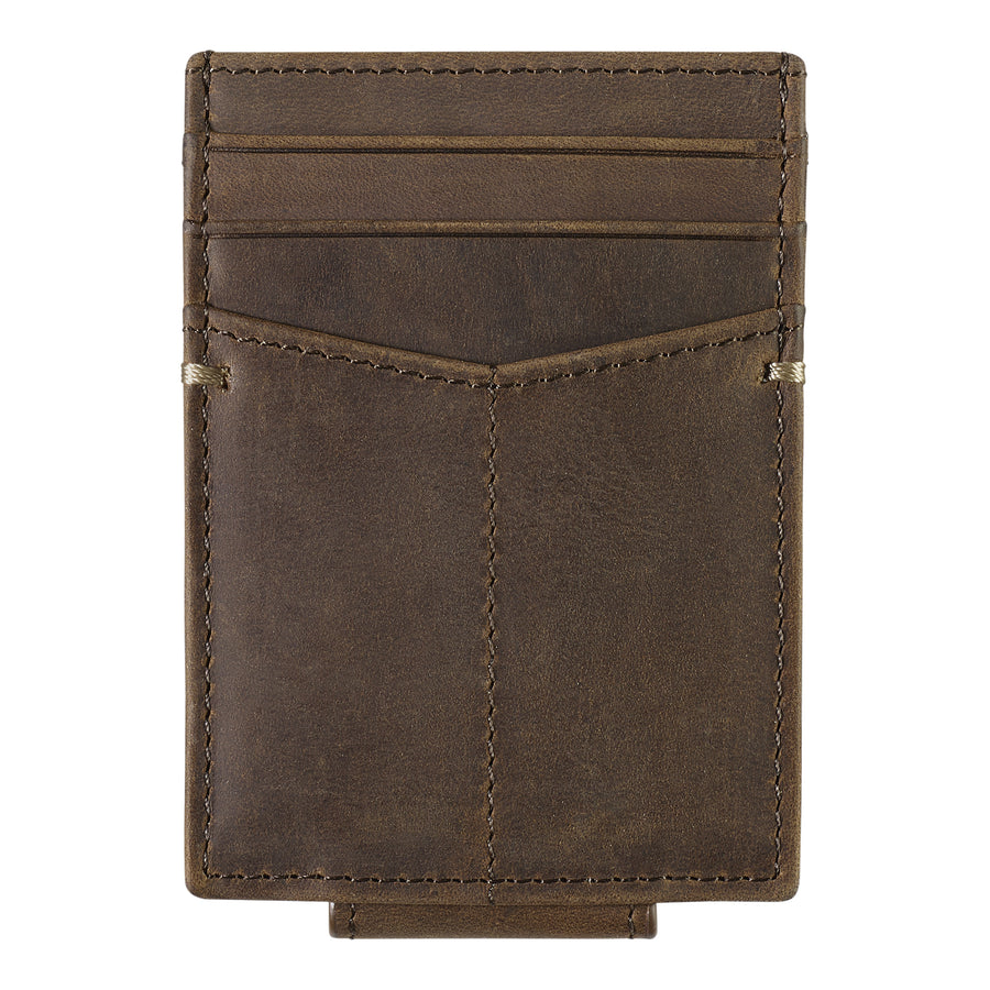 Johnston and Murphy Front Pocket Wallet