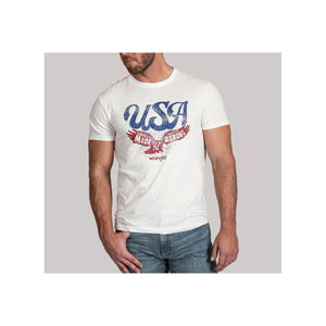 Wrangler USA Eagle Graphic T-Shirt