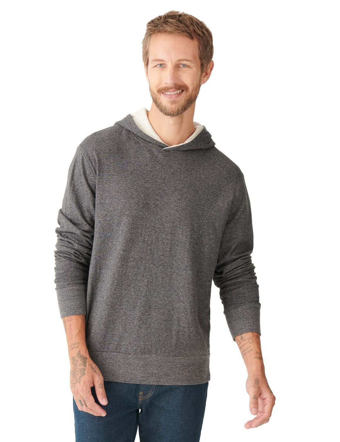 Lucky Brand Double Knit Hoodie