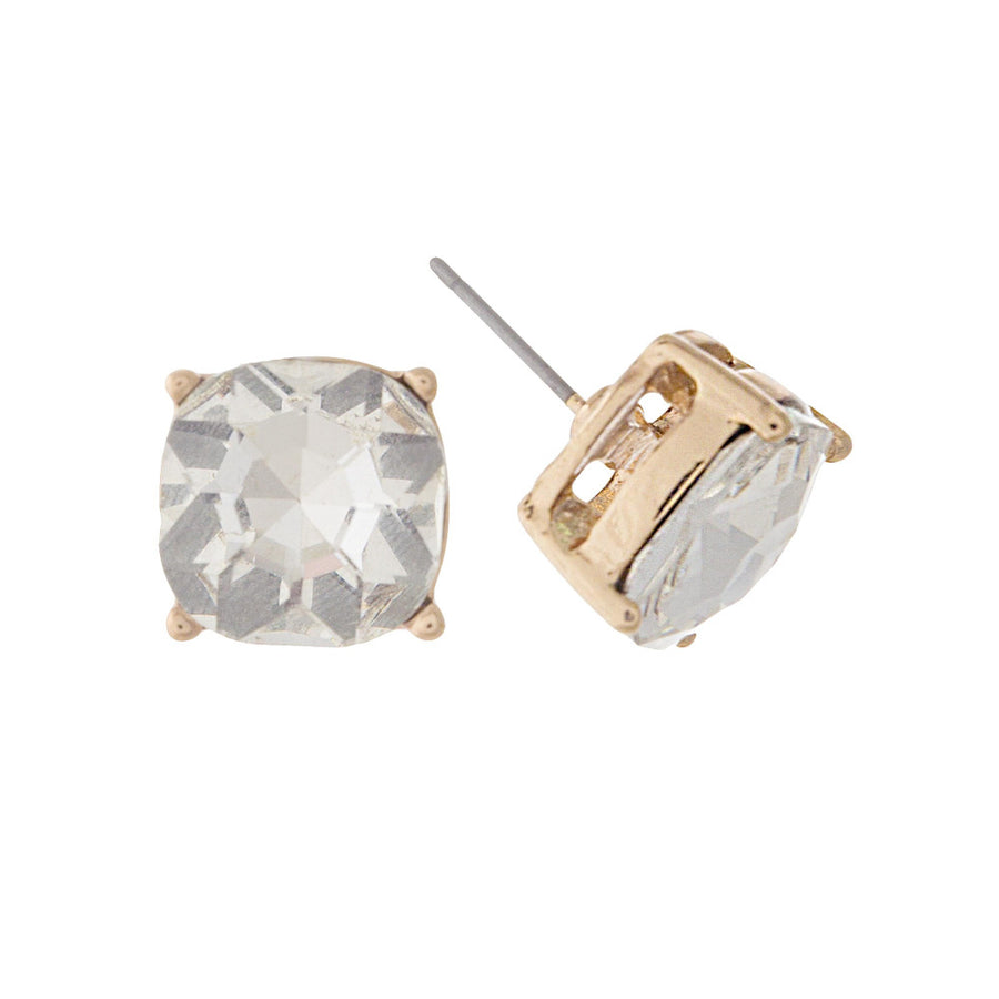 Assorted Rhinestone Stud Earrings
