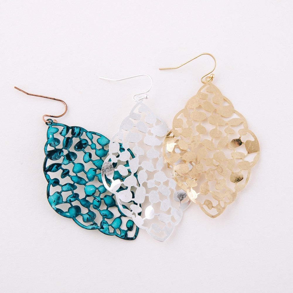 Moroccan Drop Earrings