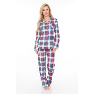 Plaid Flannel Pajamas