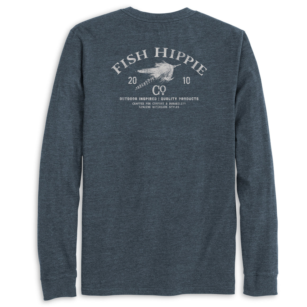 Fish Hippie Fly Company Long Sleeve