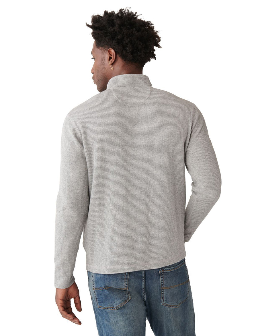 Lucky Brand French Rib Pullover