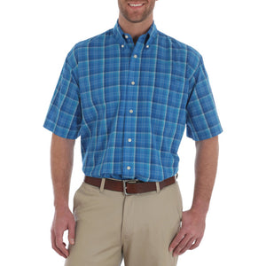 Riata Short Sleeve Button Down