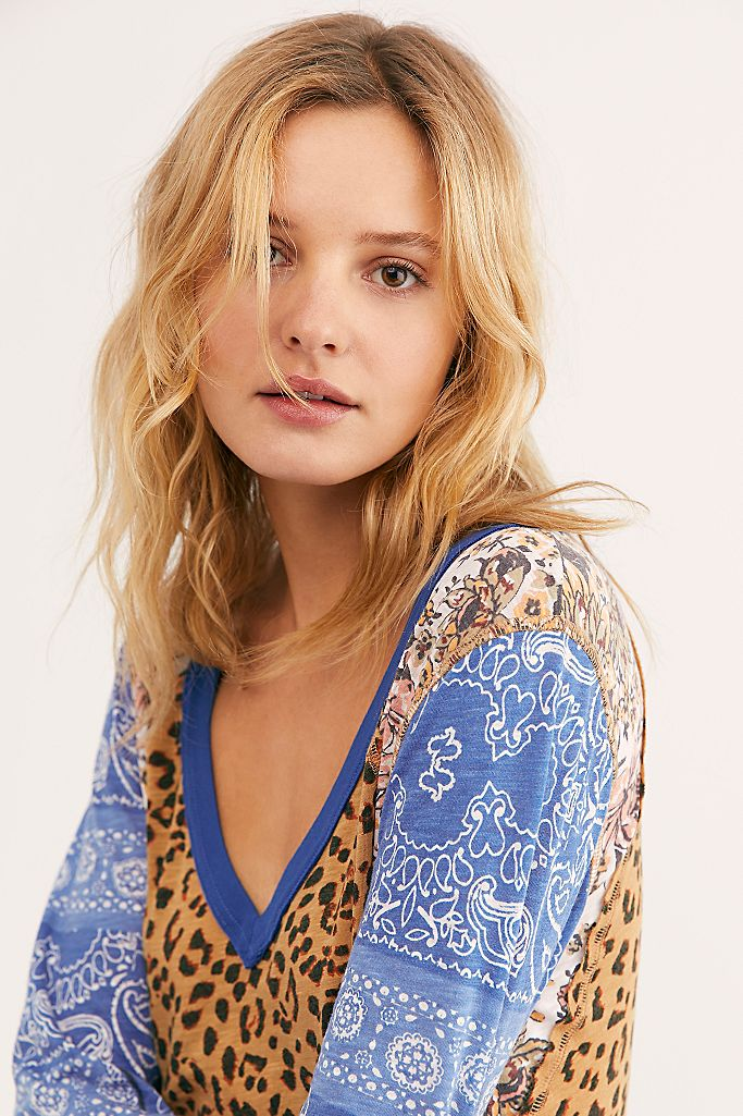 Free People Friday Night Top