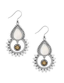 Lucky Brand Tribal Earrings