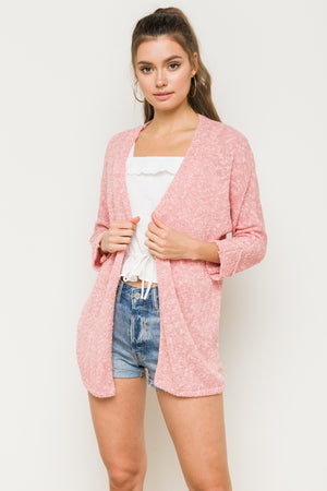 Rose Sweater Cardigan