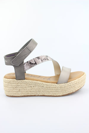 Blowfish Lover Rope Sandal