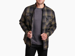 Kuhl Joyrydr Flannel Workjacket