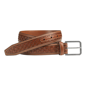 Johnston & Murphy Woven Belt