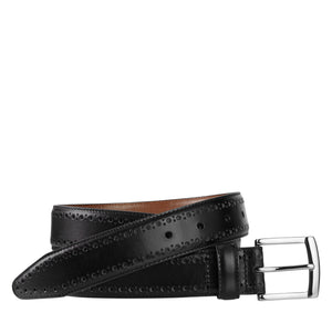 Johnston & Murphy Perfed Edge Belt