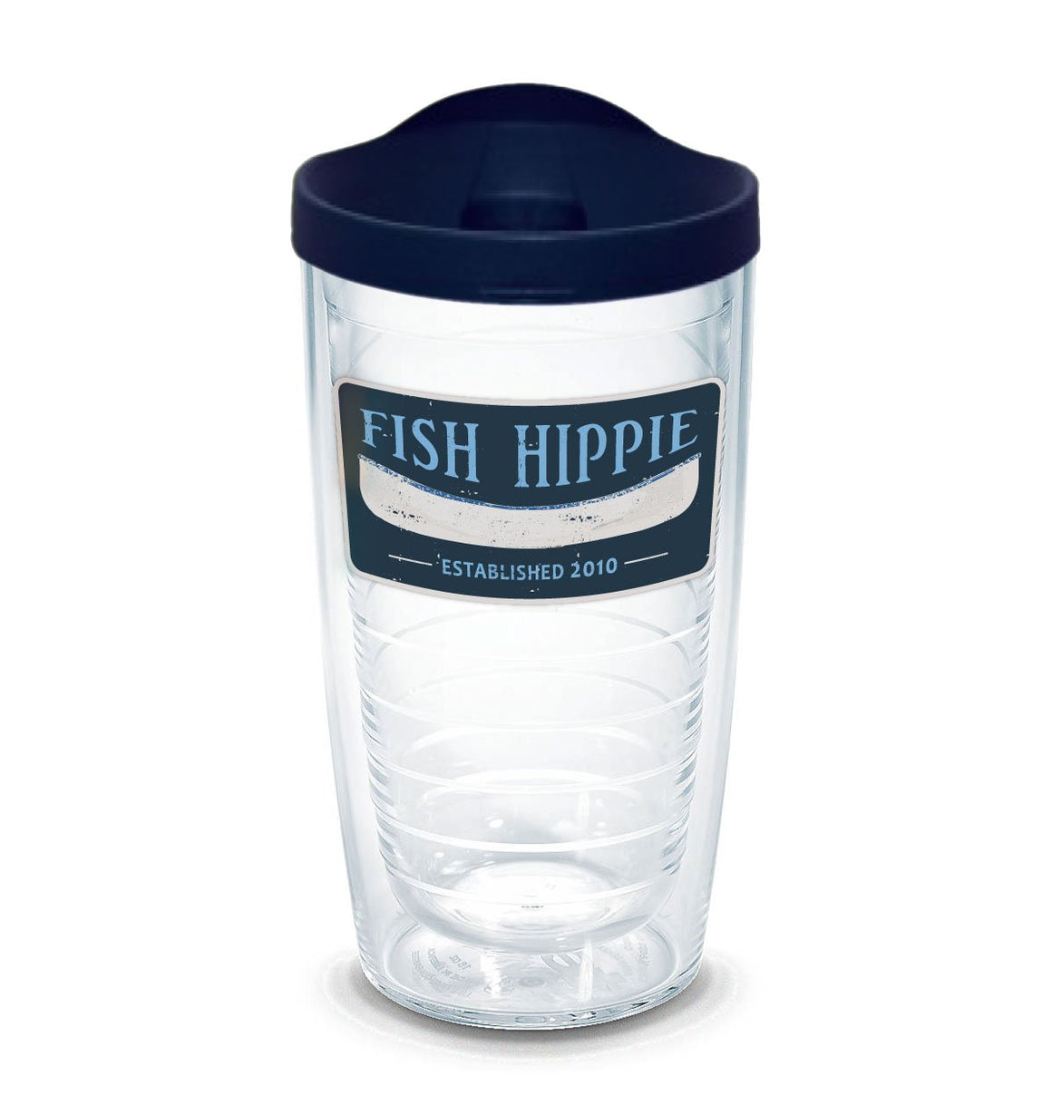 Fish Hippie 16oz Tumbler