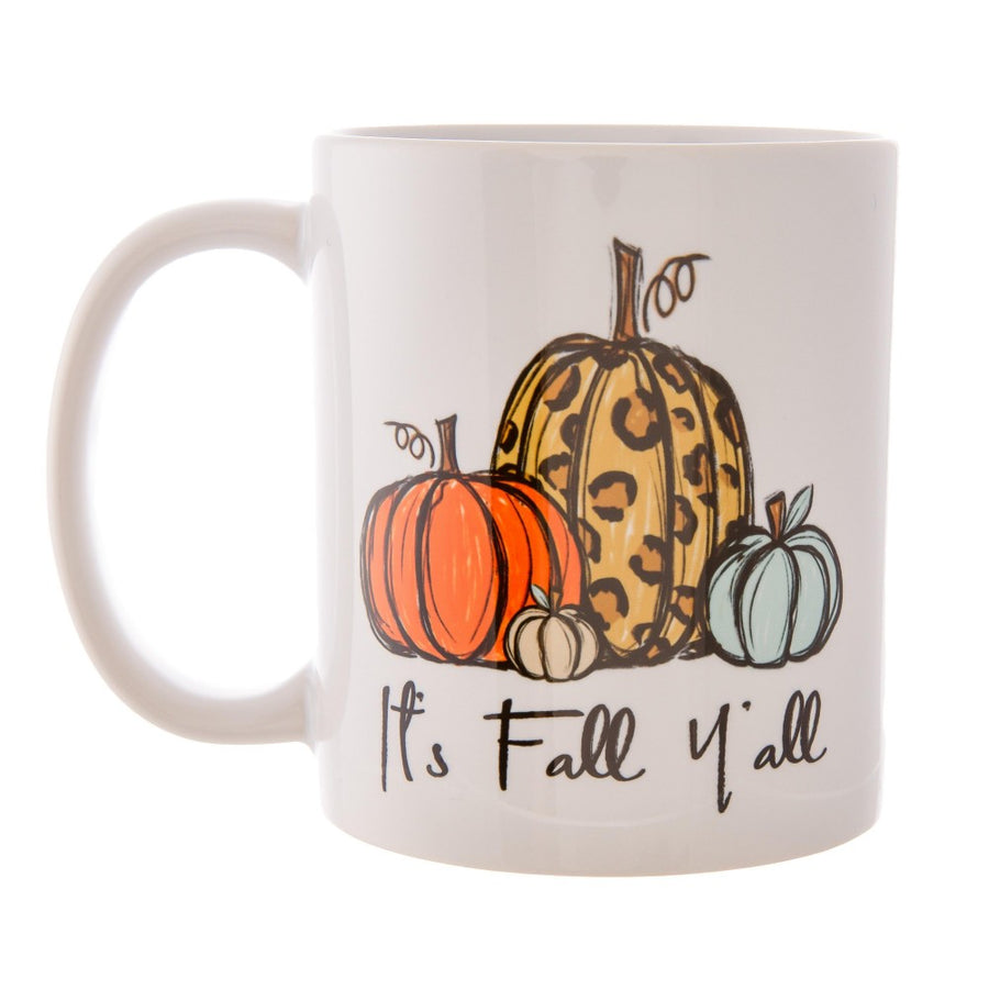 It's Fall Y'all Mug