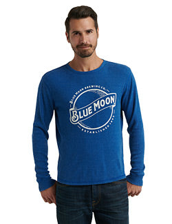 Lucky Brand Blue Moon Shirt