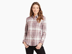 Kuhl Kamila Flannel Top