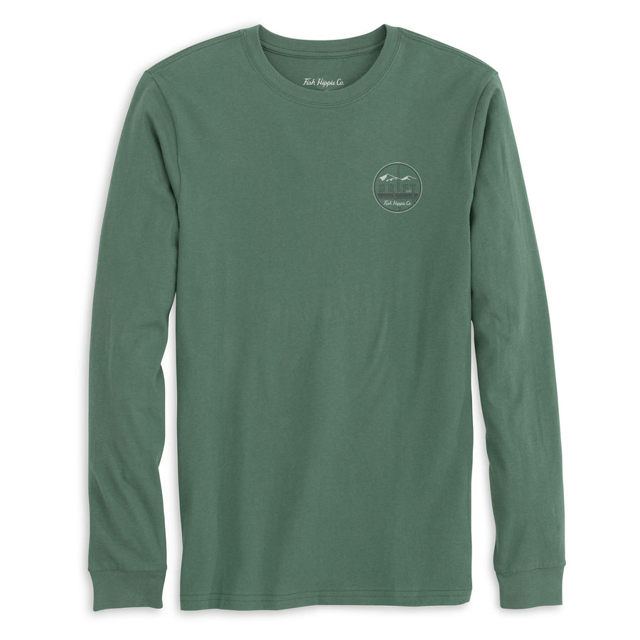 Fish Hippie Drift Up Long Sleeve